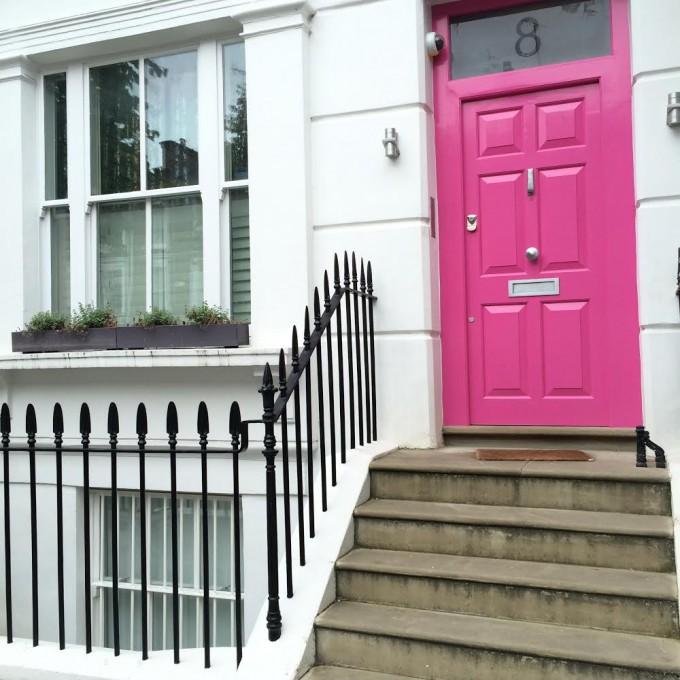 pinkdoor