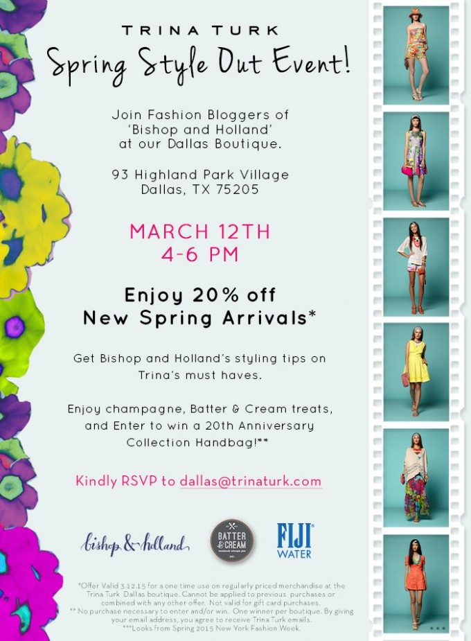 Trina Turk Spring Style Out