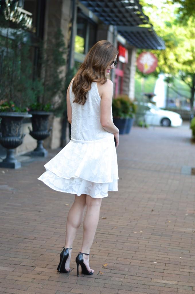 layered summer dress