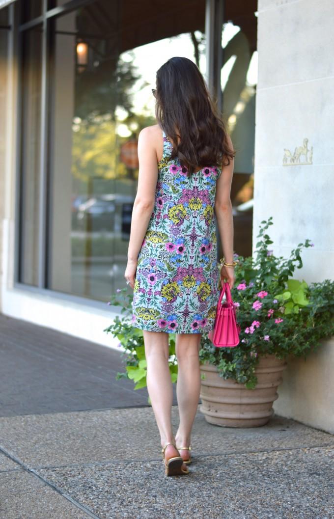 floral dress, summer dress, slip dress,