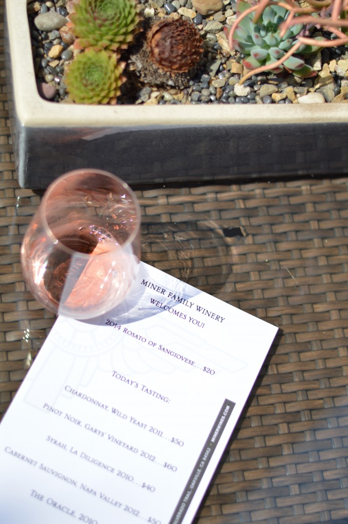 miner winery, california wine country, sonoma valley getaway