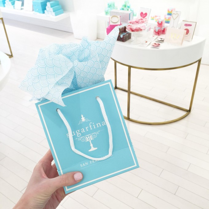 sugarfina san francisco, sonoma valley getaway