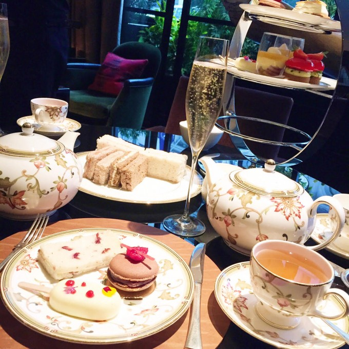 afternoon tea in London, teatime tradition, traditional afternoon tea, London tradition
