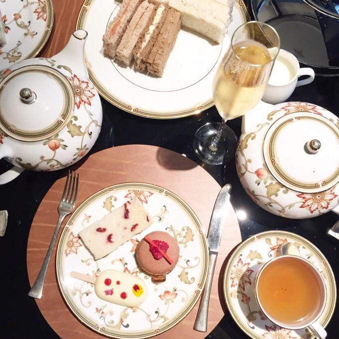 afternoon tea in london, afternoon tea, best tea in london, four seasons london, bishop and holland