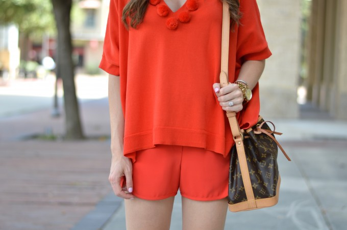 monochromatic look, fall transitional style