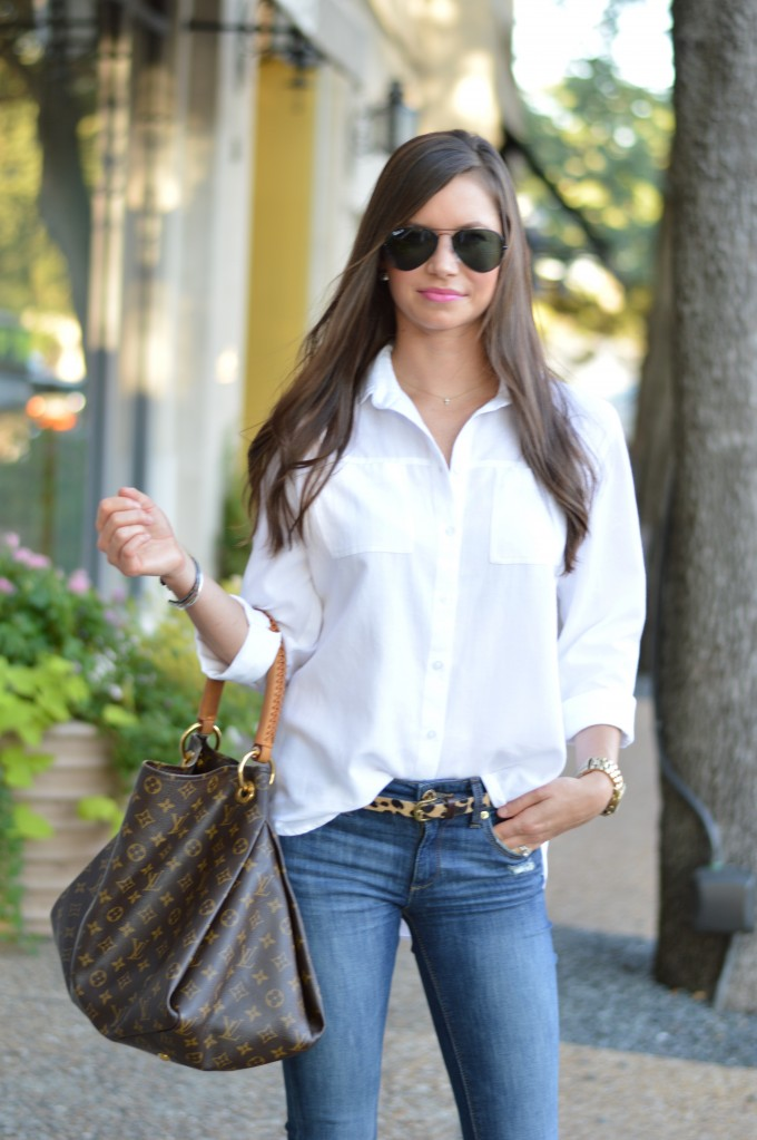 8ce815d6 white button down shirt, back to the basics, menswear inspired dressing, boyfriend  shirt
