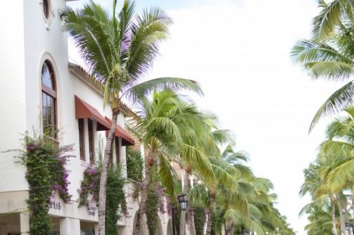 worth avenue palm beach, shopping in palm beach