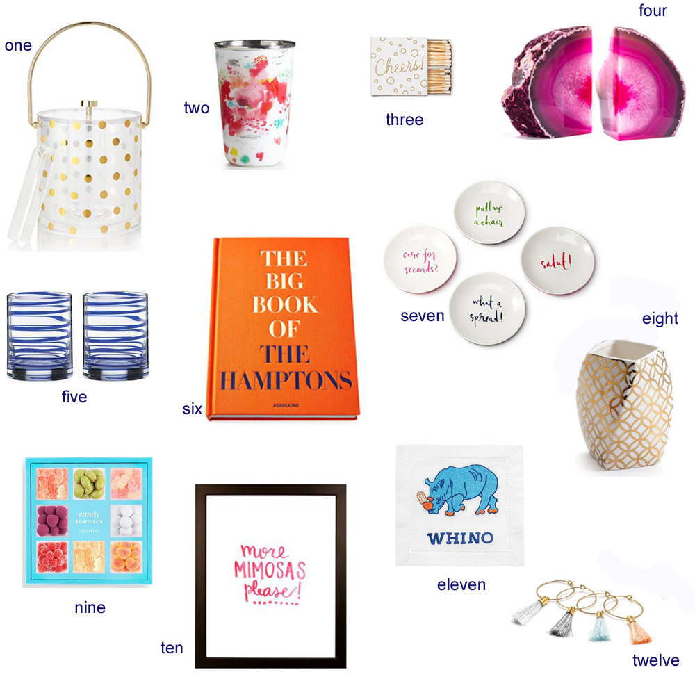 for the hostess, gift guide, what to bring a hostess, hostess gift, bishop and holland