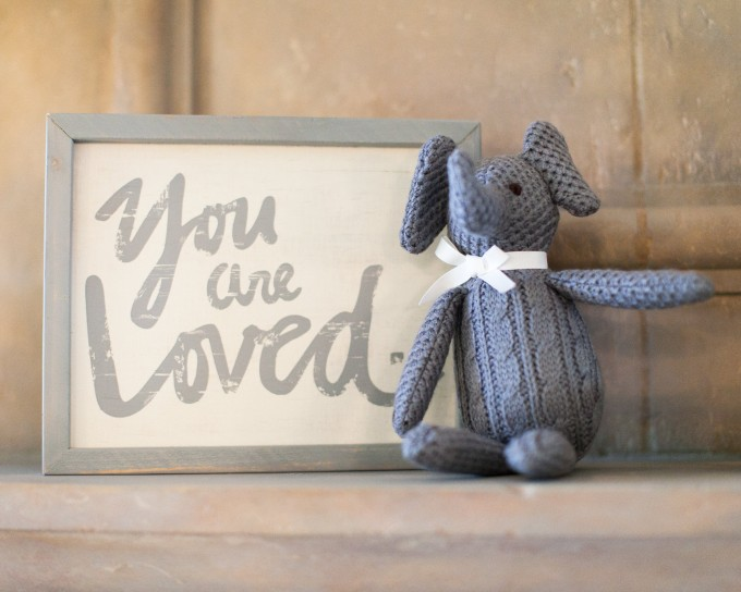 gender neutral baby shower, baby shower inspiration, bishop and holland baby shower, you are loved print