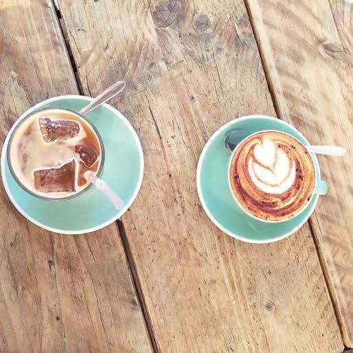 hallys london, coffee shops london