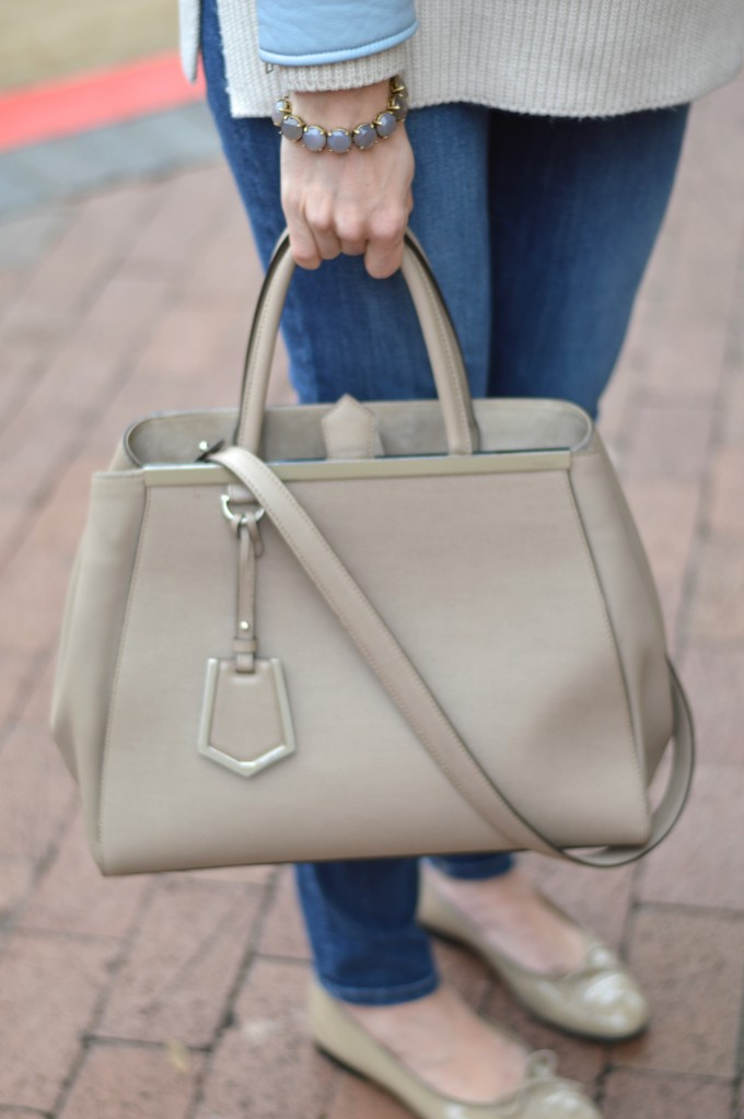 fendi handbag, statement bag