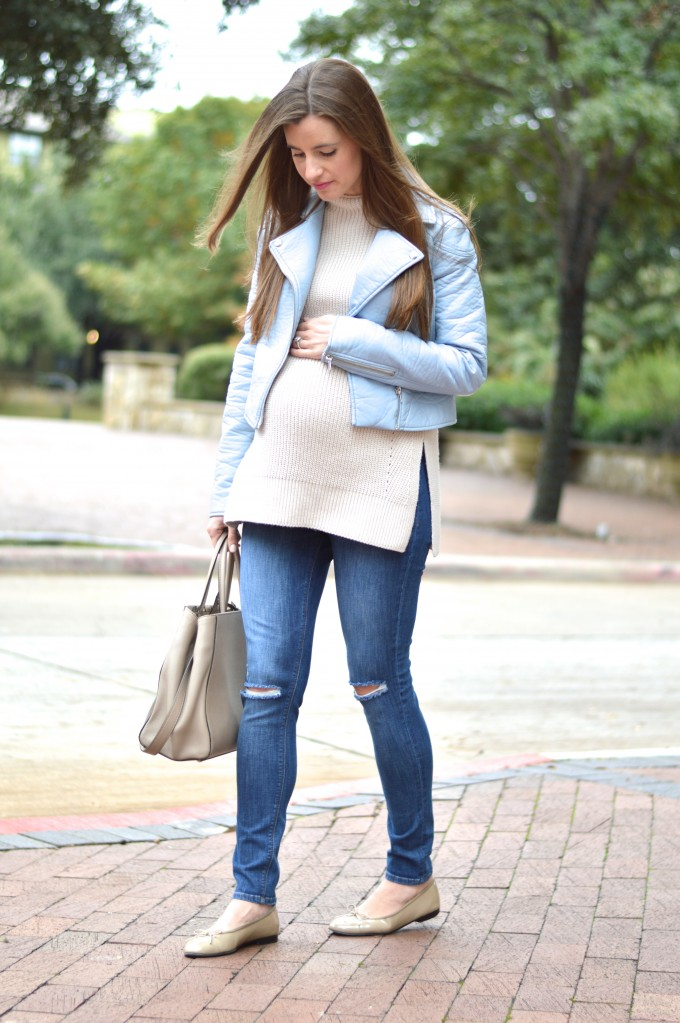 cute pregnancy style, what to wear when you are late in your pregnancy