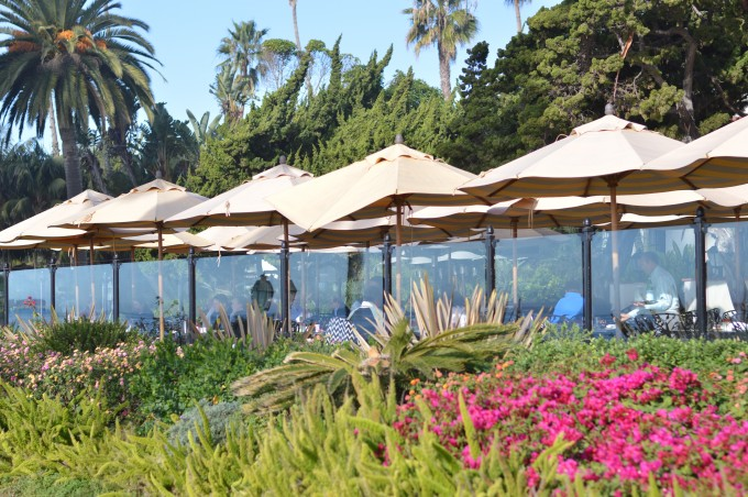 ocean front dining in santa barbara, where to eat in montecito, the best ocean front dining in santa barbara