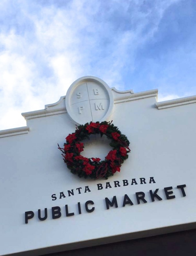 santa barbara public market , artisan food in santa barbara, what to do in santa barbara