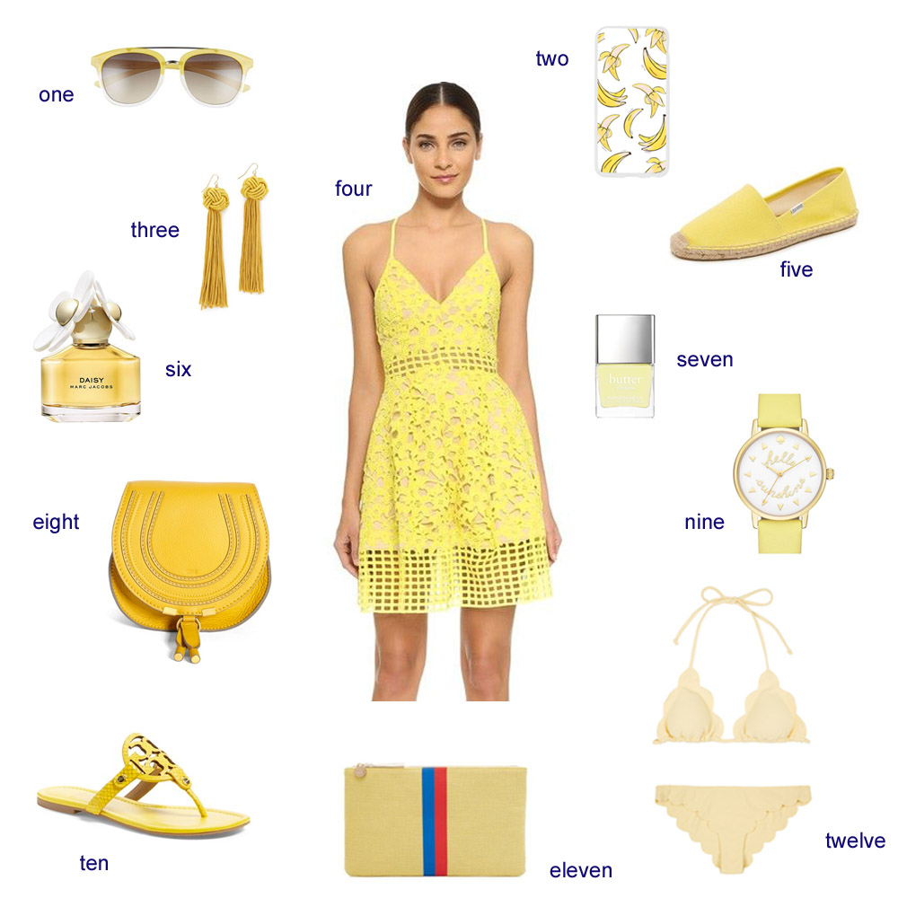 mellow yellow, yellow for spring, how to wear yellow for spring