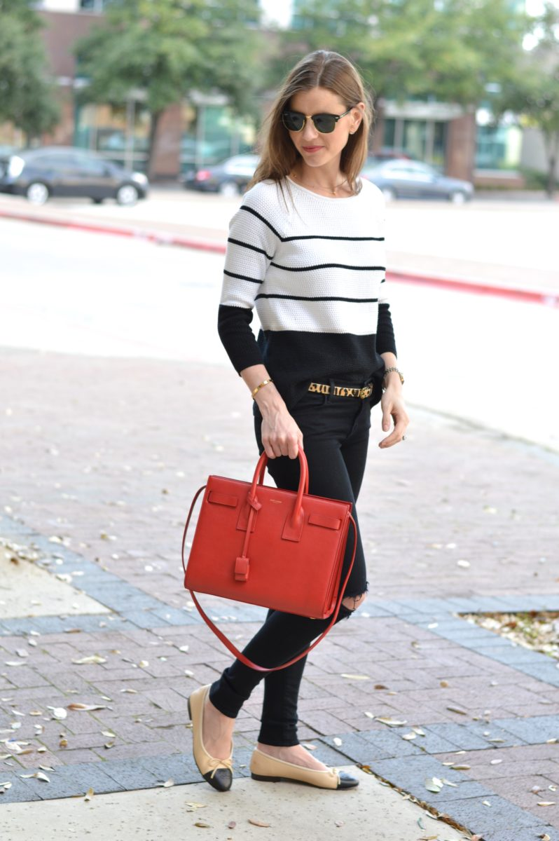 striped sweater for spring, spring sweaters
