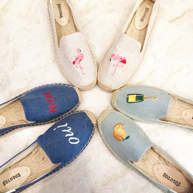 the best sales this week, shop bop friends and family, spring sales, soludos espadrilles