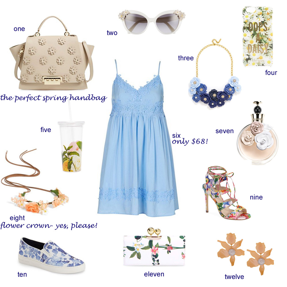 floral for spring, all things floral, floral dress under $100