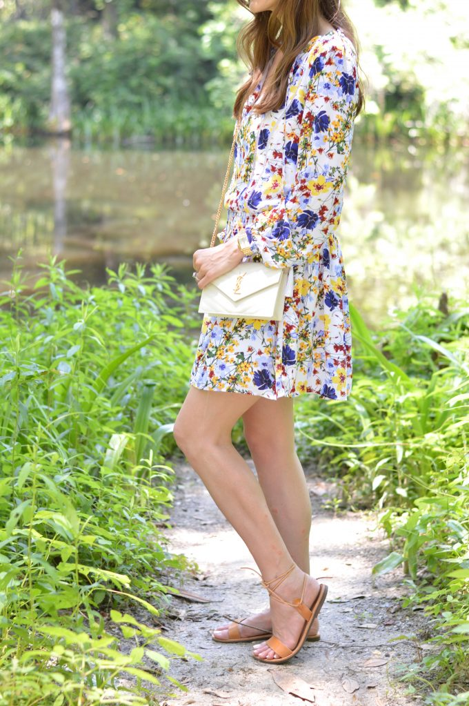 floral dress, long sleeve floral dress