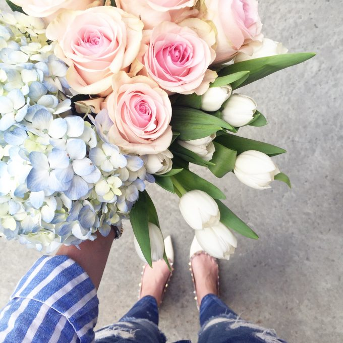 spring flowers, fresh flowers, mom life