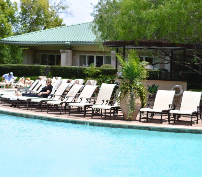 Four Seasons Dallas pool, Dallas resort pool