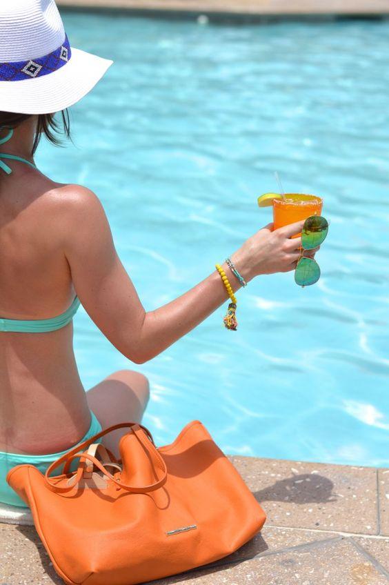 swimwear, four seasons resorts, bishop and holland, poolside