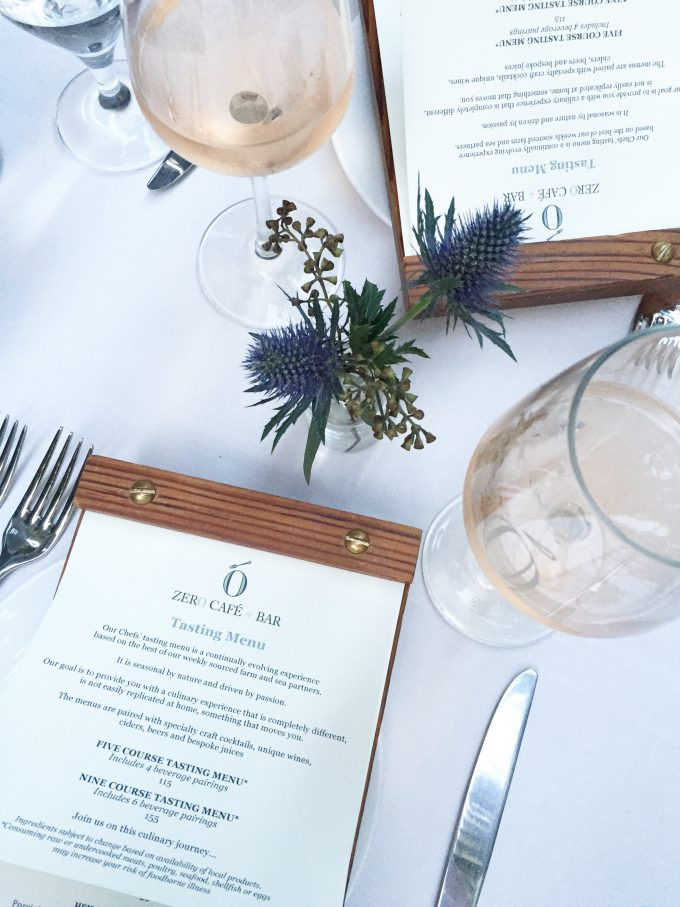 Zero Cafe and Bar, Zero George hotel, Dining in Charleston, where to eat in Charleston, Charleston travel guide