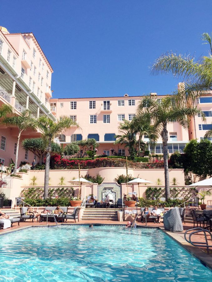 La Valencia Hotel Jolla Destination Wedding Venue