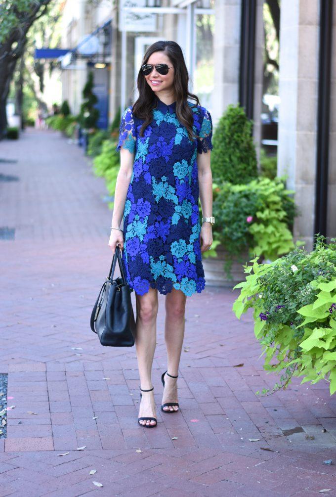 draper james lace dress