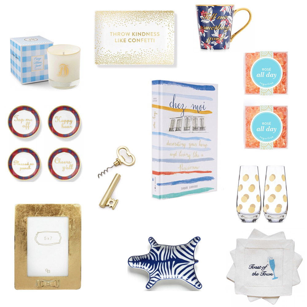 gifts for the hostess, gifts under $50, hostess gifts