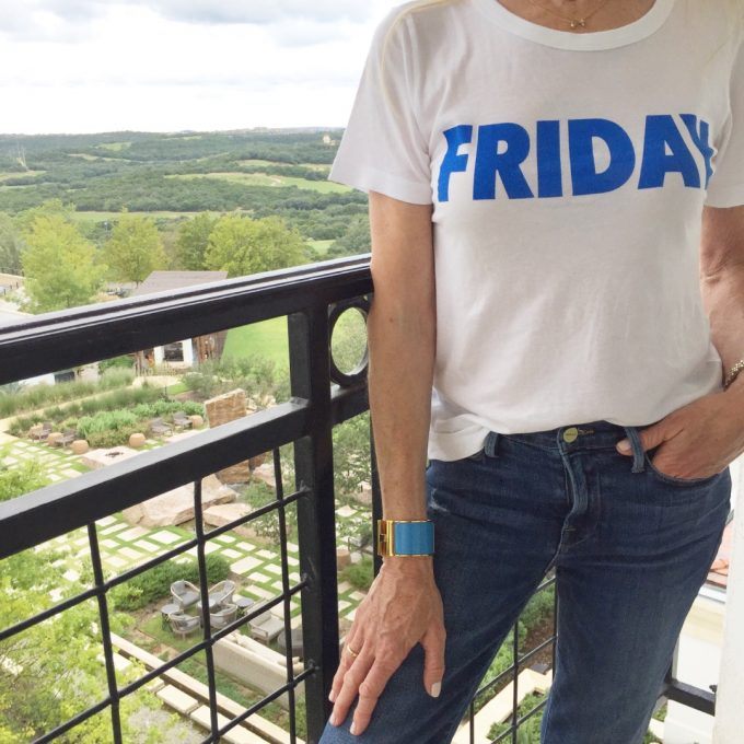 Friday graphic tee