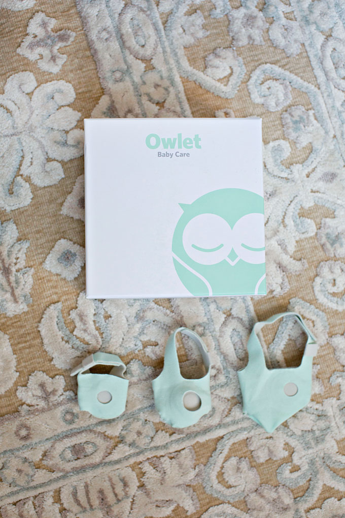 Owlet baby monitor system