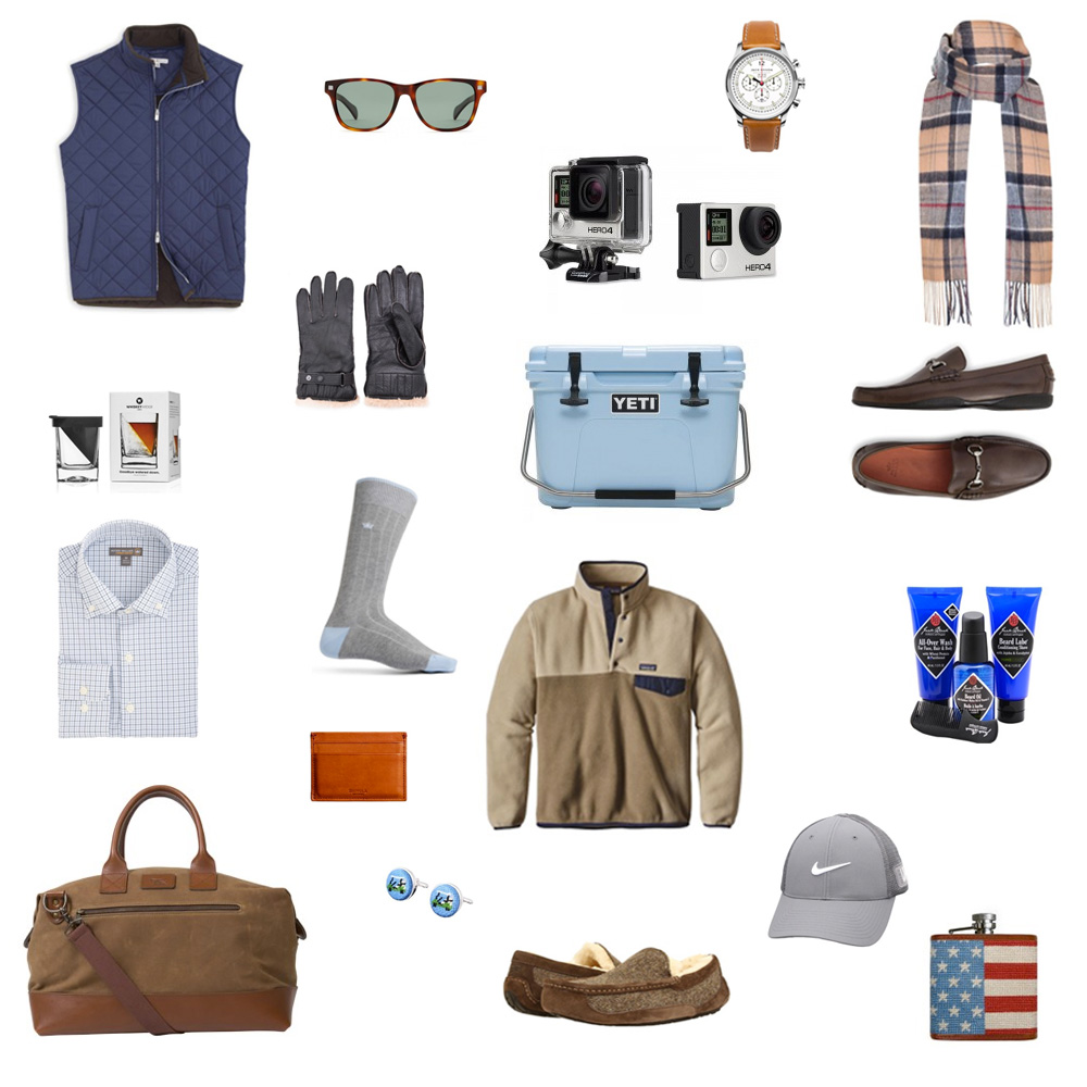for him, saint bernard dallas, gift guide for him