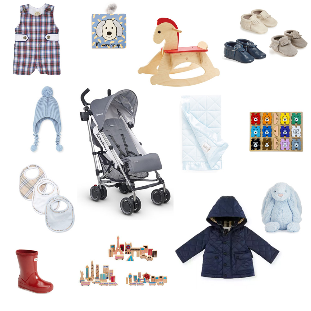 gifts for the kids, uppababy g-luxe, the beaufort bonnet company, freshly picked moccasins