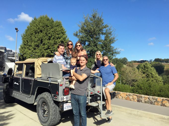 |a fun weekend wine tasting in healdsburg|