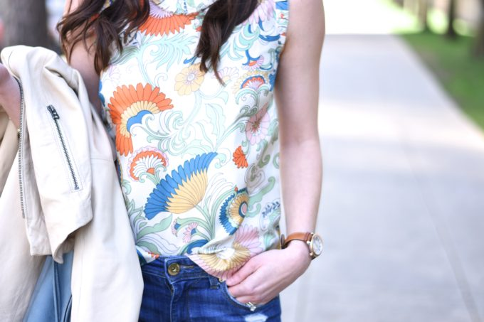 paisley top