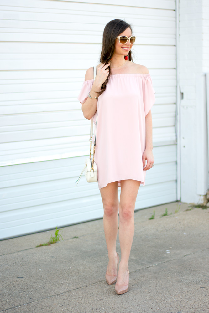 pink dresss