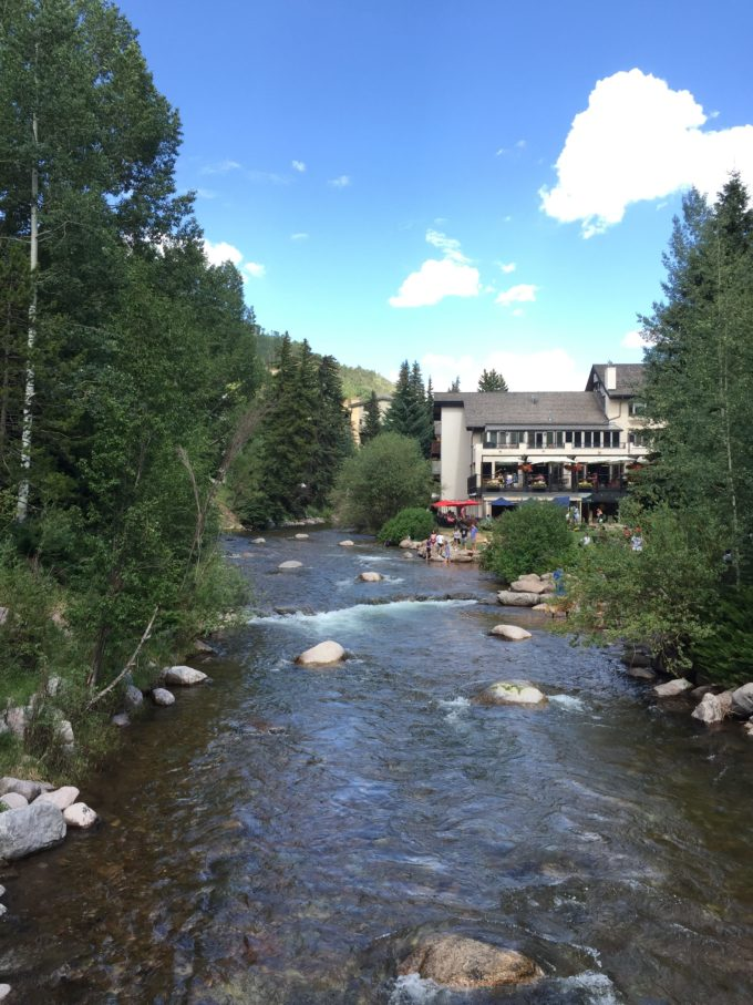 Summer in vail bishop holland dallas style blog for Four seasons vail