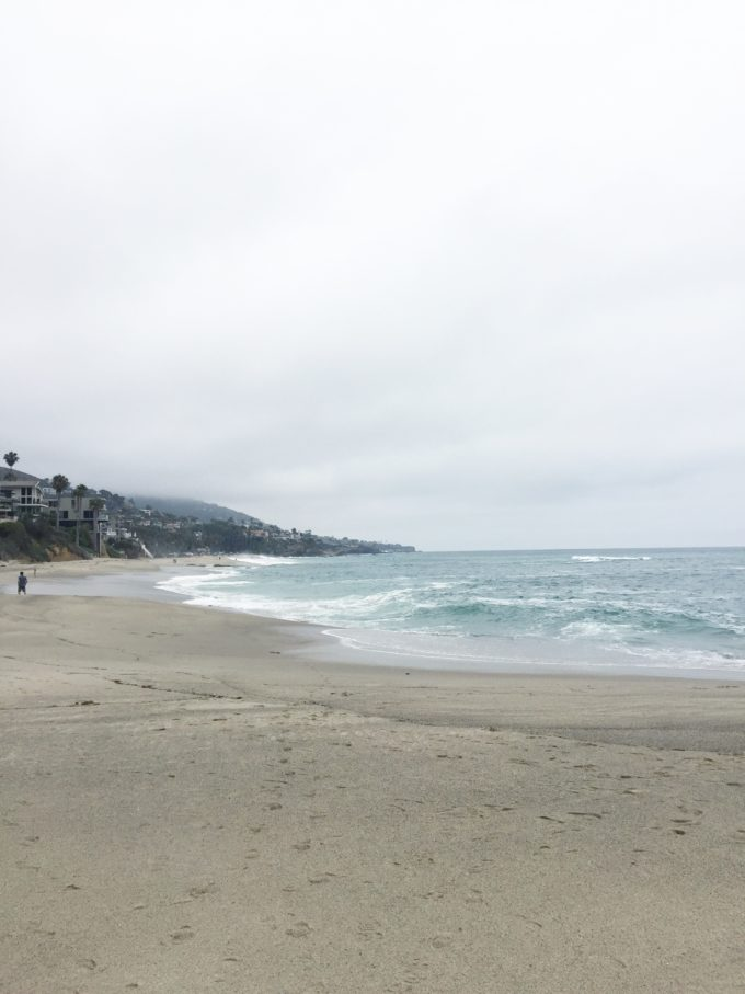 |beautiful beach views from the Montage Laguna Beach|
