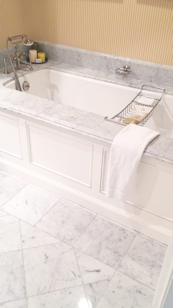 luxurious marble bathrom montage laguna beach