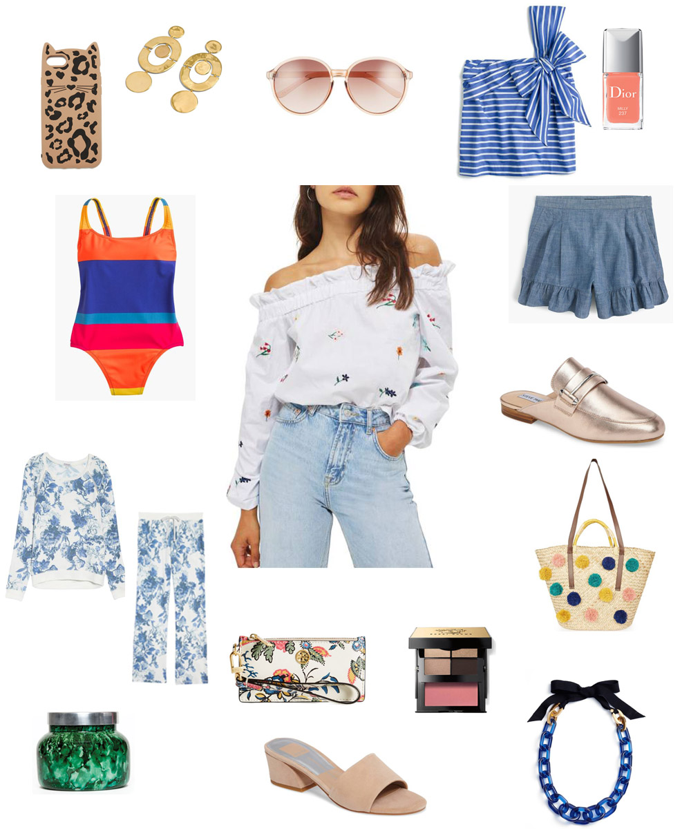 end of summer fashion finds under $100