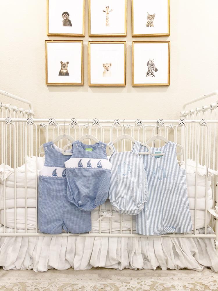 spring wardrobe for kids