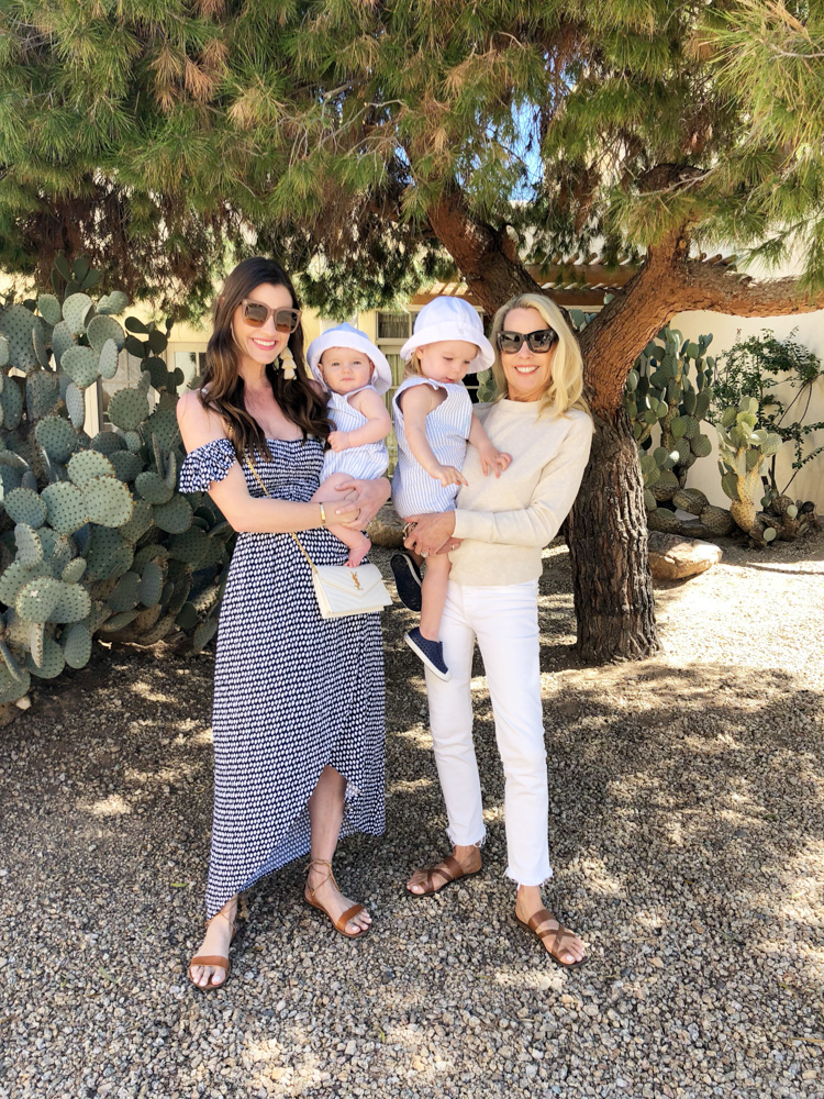 what we wore in scottsdale