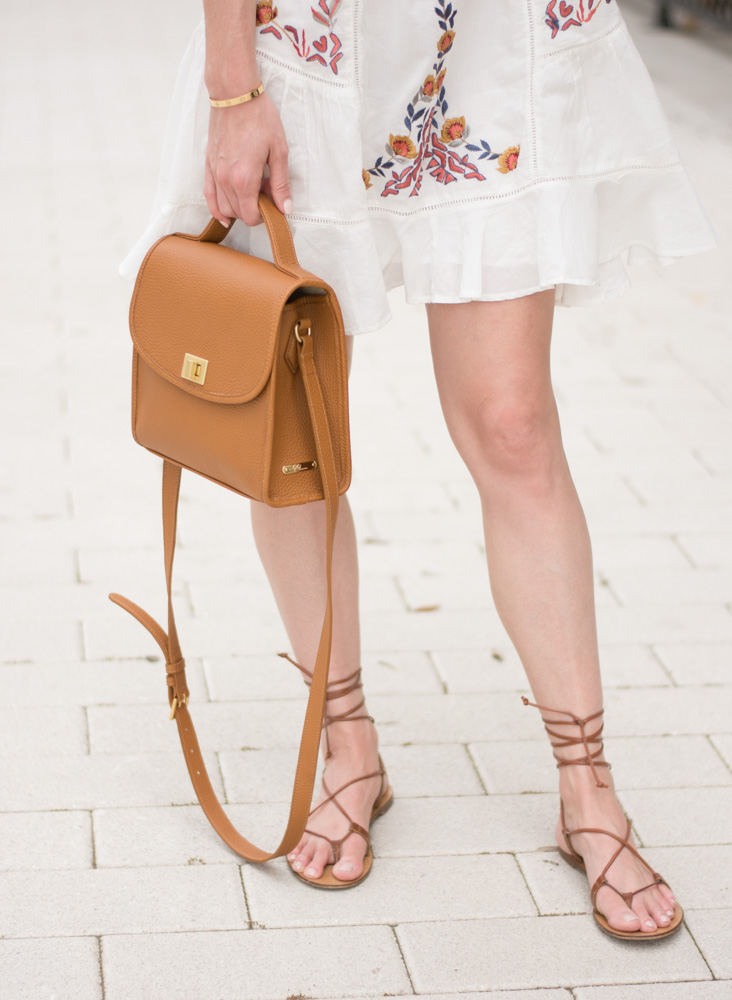 boho dress lace up sandals