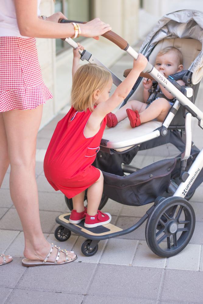 baby toddler uppababy piggyback