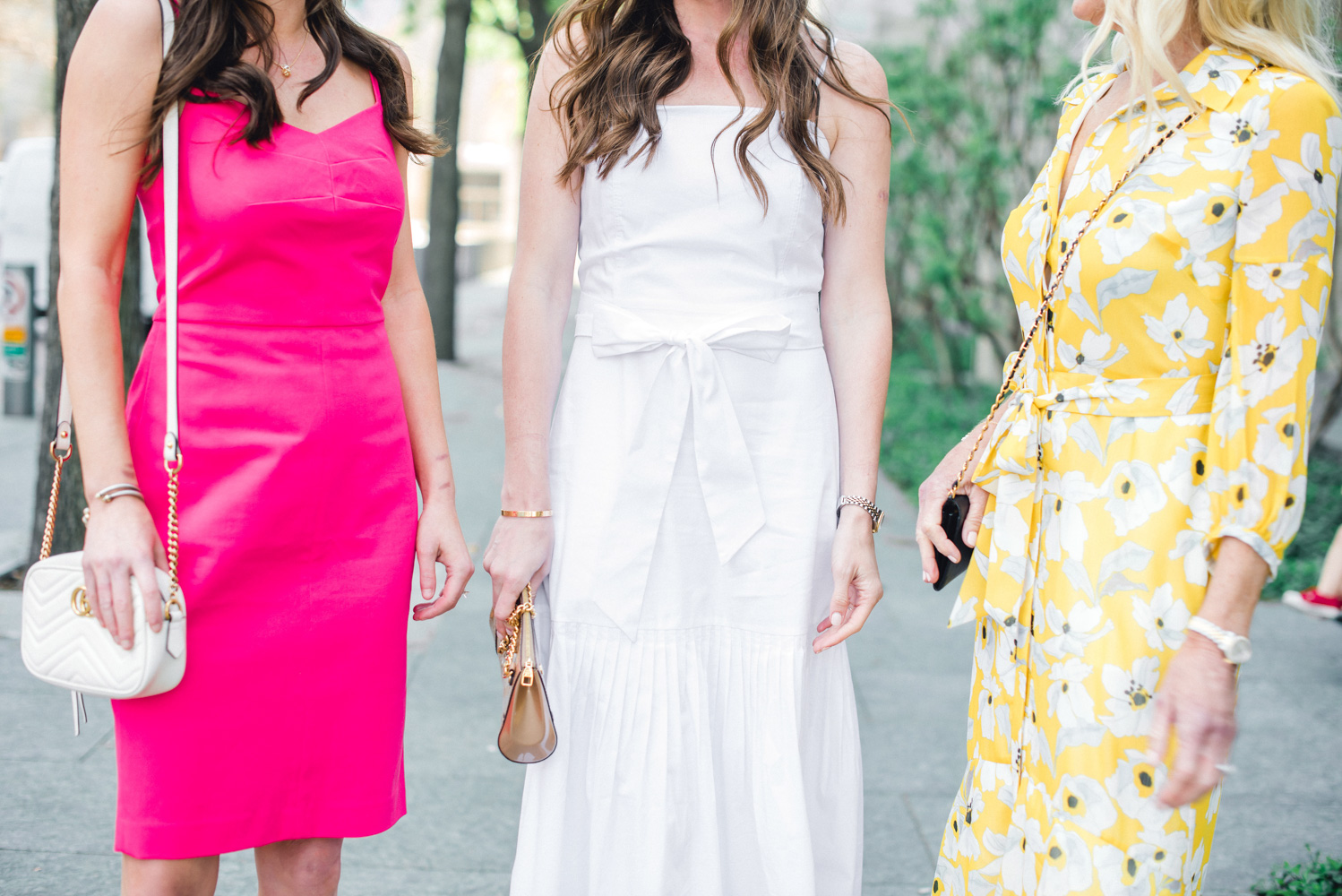 three dresses for any summer occasion