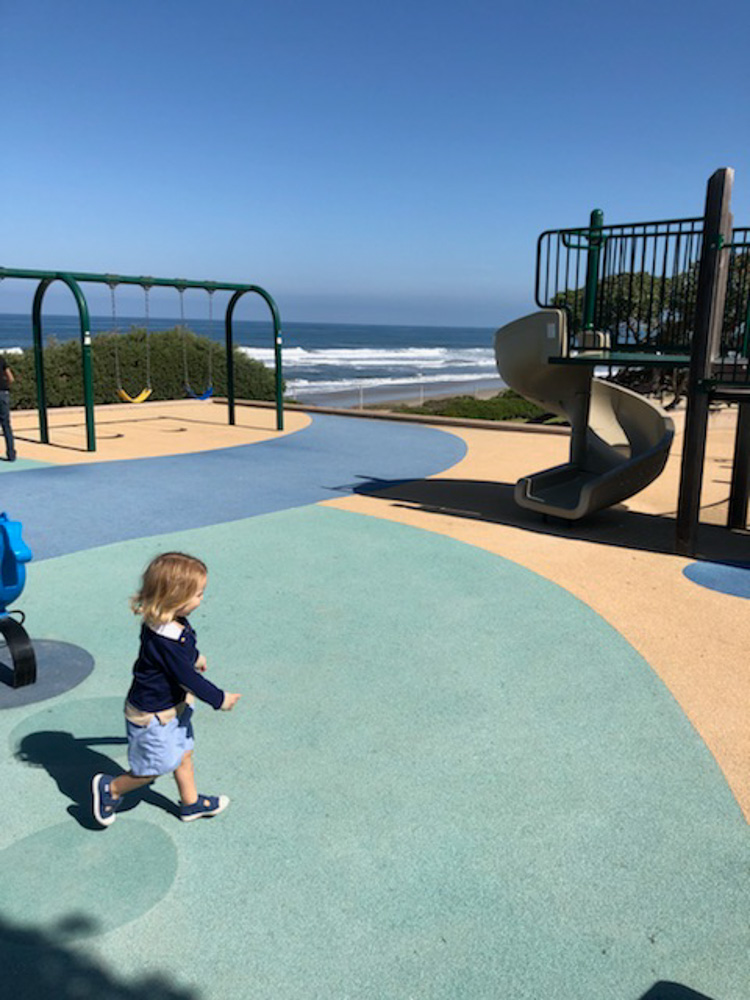 chidrens playground in del mar