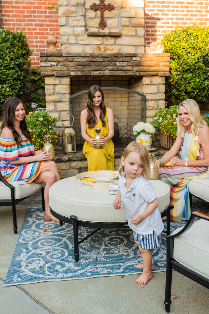 tips for hosting a ool party