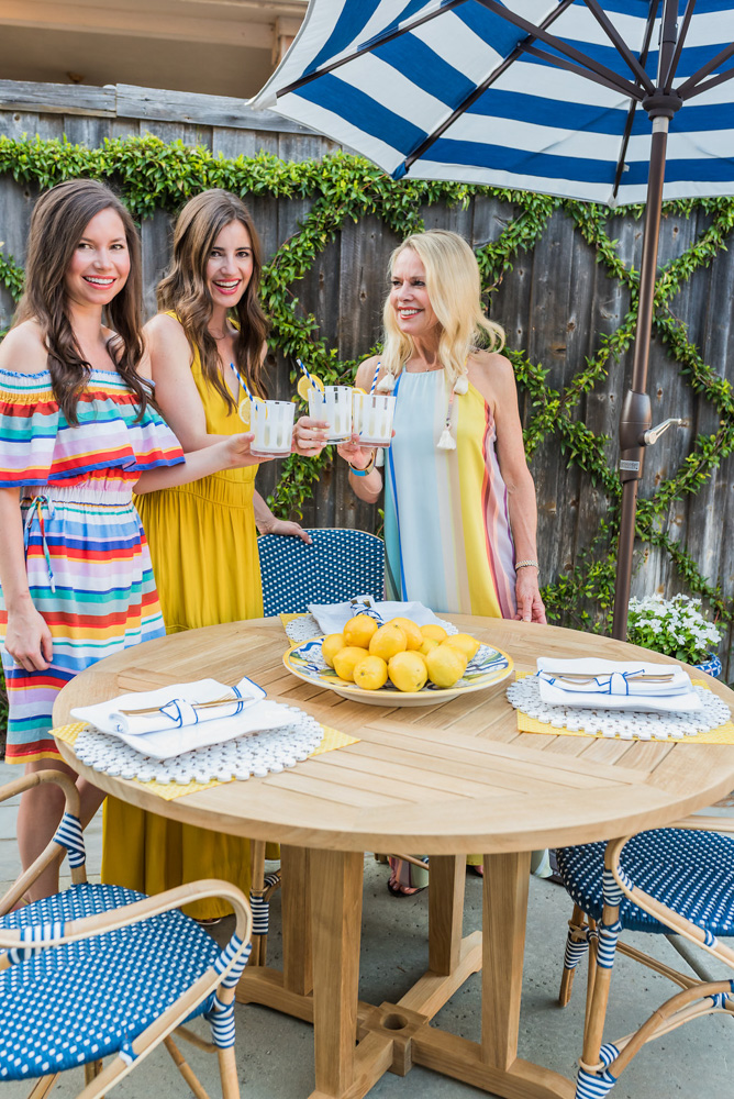 tips for hosting a pool party