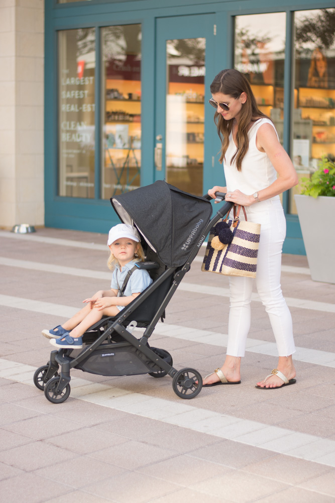 uppababy minu travel stroller